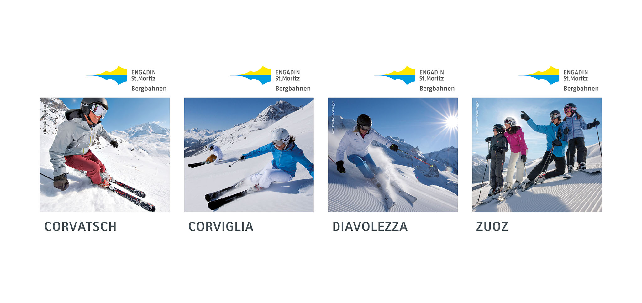 Umbrella brand strategy Engadin